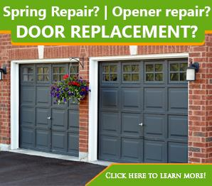 Garage Door Springs - Garage Door Repair Menlo Park, CA